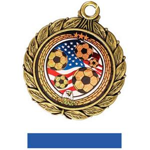 GOLD MEDAL/BLUE RIBBON