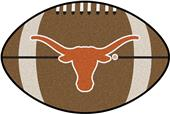 Fan Mats University of Texas Football Mat