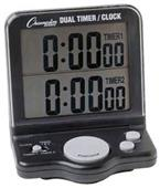Champion Sports Jumbo Tabletop Dual Timer