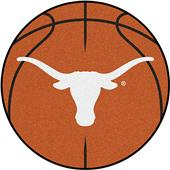 Fan Mats University of Texas Basketball Mat