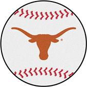 Fan Mats University of Texas Baseball Mat