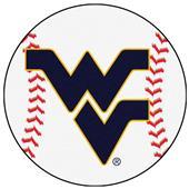 Fan Mats West Virginia University Baseball Mat