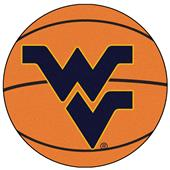 Fan Mats West Virginia University Basketball Mat