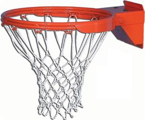 ORANGE RIM / WHITE NET
