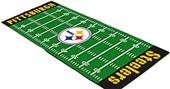 Fan Mats Pittsburgh Steelers Football Field Runner