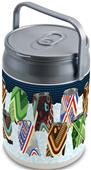 Picnic Time Large Beverage Can Cooler Replica