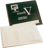 Gared Mark V Basketball Scorebooks