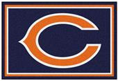 Fan Mats NFL Chicago Bears 5x8 Rug