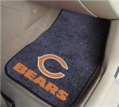 Fan Mats Chicago Bears Carpet Car Mats (set)