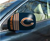 Fan Mats Chicago Bears Small Mirror Cover