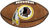 Fan Mats Washington Redskins Football Mat