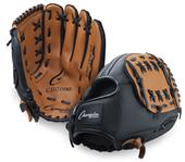 "Champion 11"" Leather Fielders Baseball Gloves"