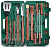 Picnic Time 18-Piece BBQ Tool Set with Case