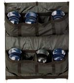 Champion Sports Baseball Helmet Caddy (Holds 8)