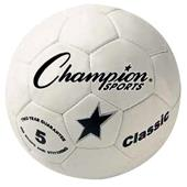 Champion NFHS Official Classic Game Soccer Balls