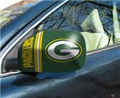 Fan Mats Green Bay Packers Small Mirror Cover