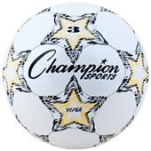 Champion Sports Viper 4 Ply Soccer Balls