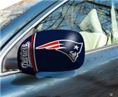 Fan Mats New England Patriots Small Mirror Cover