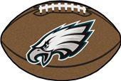 Fan Mats Philadelphia Eagles Football Mat