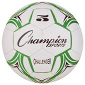 Champion Sports 2 Ply Challenger Soccer Balls