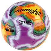 Champion Extreme Tie Dye Soft Touch Soccer Balls