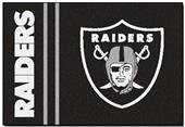 Fan Mats Raiders Uniform Inspired Starter Mat