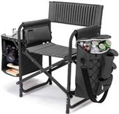 Picnic Time Folding Fusion Chair with Straps