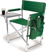 Picnic Time Folding Sports Chair with Strap