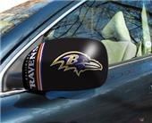 Fan Mats Baltimore Ravens Small Mirror Cover