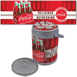 SILVER/DELICIOUS & REFRESHING/6 PACK OF COKE