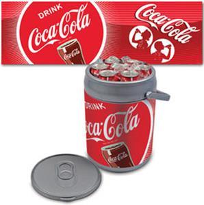SILVER/DRINK COCA COLA/LOGO WRAP
