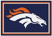 Fan Mats Denver Broncos 5x8 Rug
