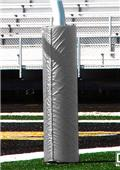 "Gared 6"" O.D. Football Goalpost Pads"