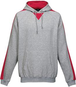 ATHLETIC GRAY / RED