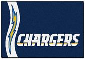 Fan Mats San Diego Chargers Starter Mat
