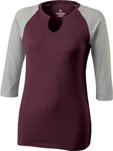 MAROON/ATHLETIC HEATHER