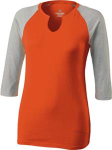 ORANGE/ATHLETIC HEATHER