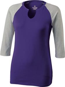 PURPLE/ATHLETIC HEATHER