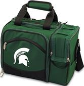 Picnic Time Michigan State Malibu Go-Anywhere Pack