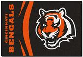 Fan Mats Bengals Uniform Inspired Starter Mat