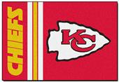 Fan Mats Chiefs Uniform Inspired Starter Mat