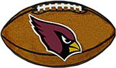 Fan Mats Arizona Cardinals Football Mat
