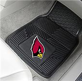 Fan Mats Arizona Cardinals Vinyl Car Mats (set)