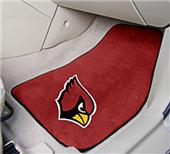 Fan Mats Arizona Cardinals Carpet Car Mats (set)