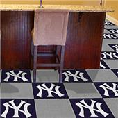 Fan Mats MLB New York Yankees Carpet Tiles