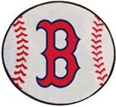 Fan Mats MLB Boston Red Sox Baseball Mat