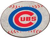Fan Mats Chicago Cubs Baseball Mats