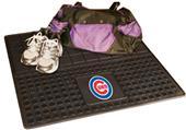 Fan Mats Chicago Cubs Vinyl Cargo Mats