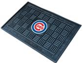Fan Mats Chicago Cubs Door Mats