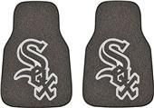 Fan Mats Chicago White Sox Carpet Car Mats (set)
